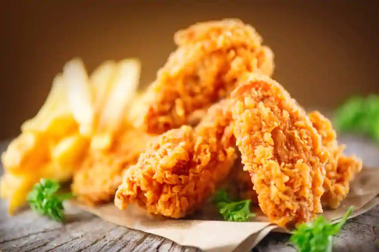 炸雞速食店推廣方案,透過區域投放廣告