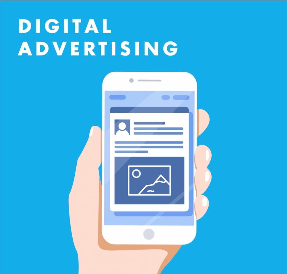 Google 多媒體廣告聯播網,主動提供資訊給訪客