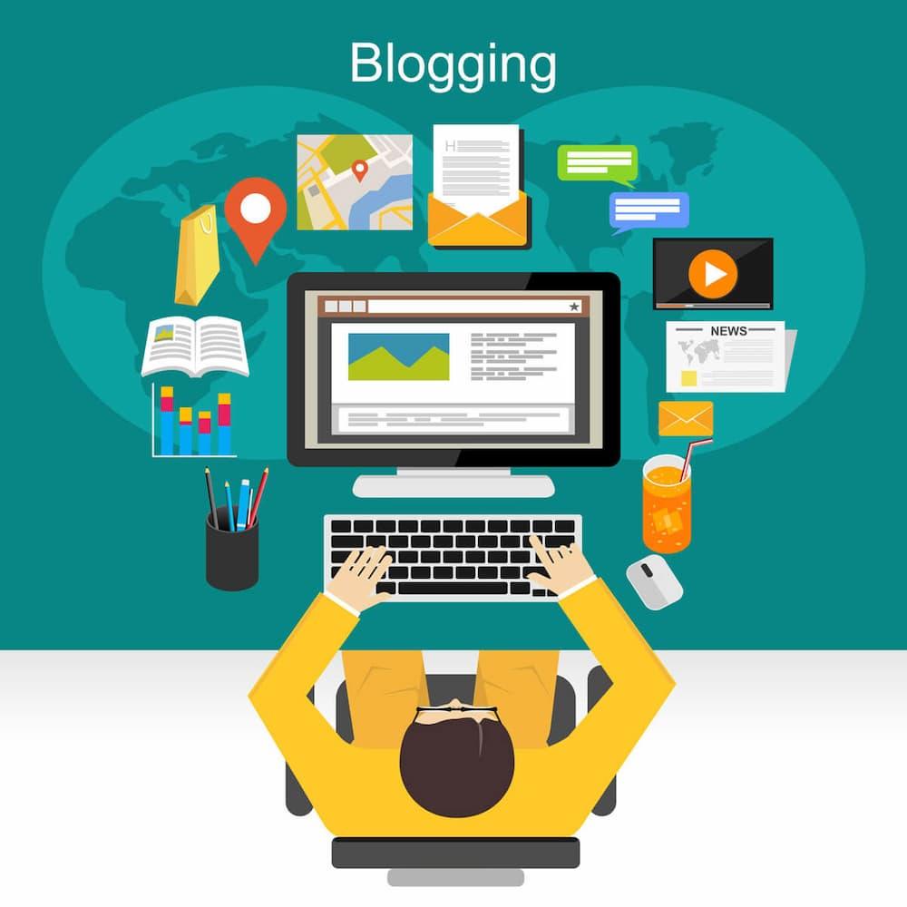 如何進行blog行銷,建立內容行銷到SEO網站