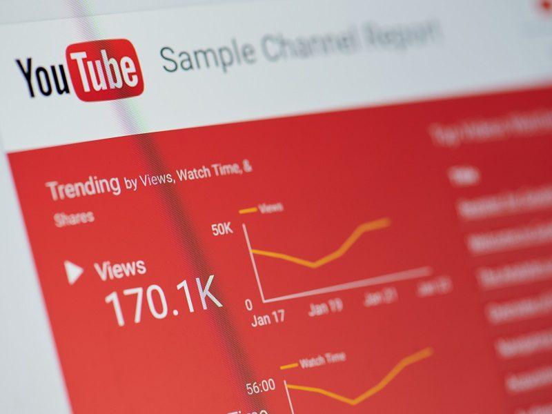 YouTube廣告與擴大名單收集