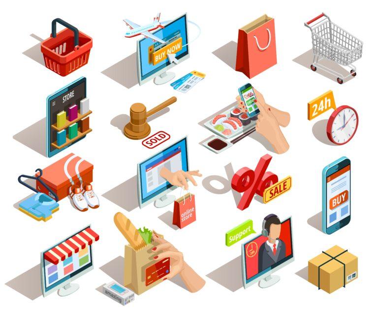 電子商務平台 與 網路行銷