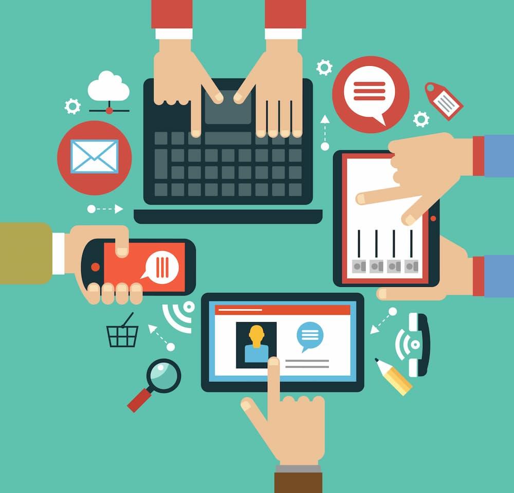 數位媒體的創建與經營 最大化你的業務成效,網路行銷讓你無往不利